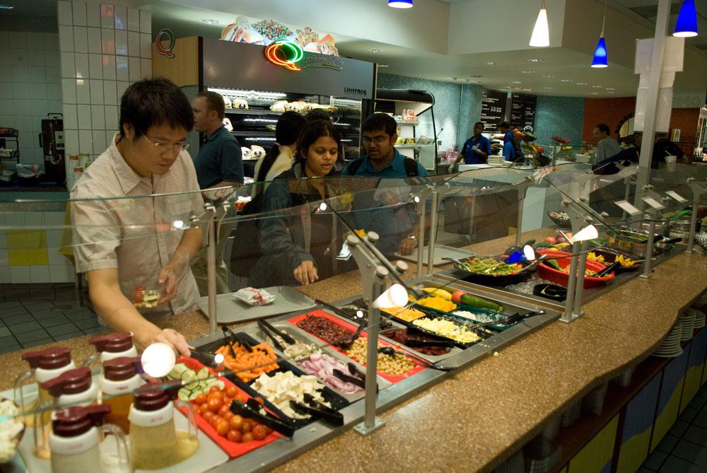 Student Center Georgia Tech Food Court