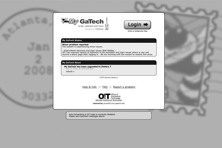 Oit Updates Email Server Technique