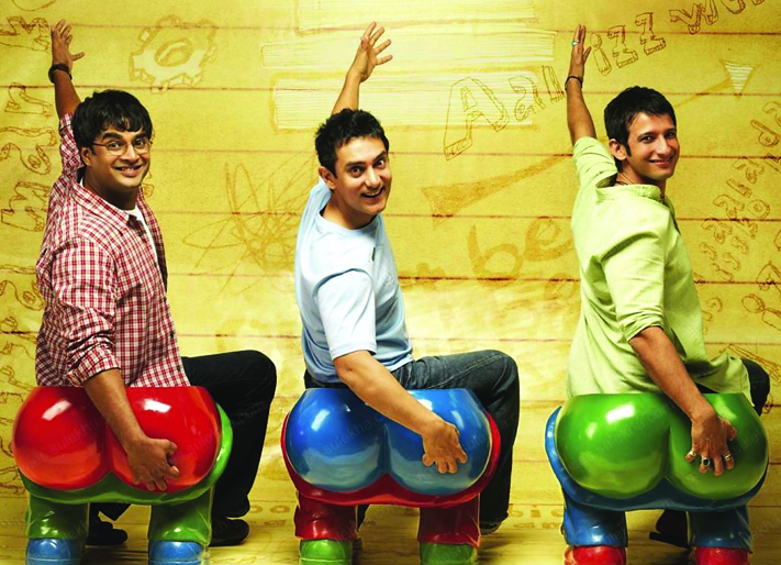 Global Vibes Johar Film 3 Idiots Are Gateway To Bollywood Technique