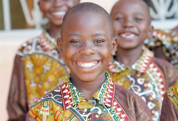 Photo Courtesy of African Children's Choir