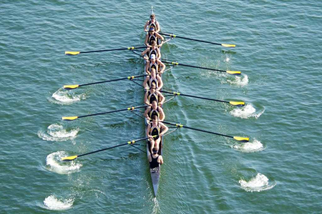 Types of Competitive Rowing Boats