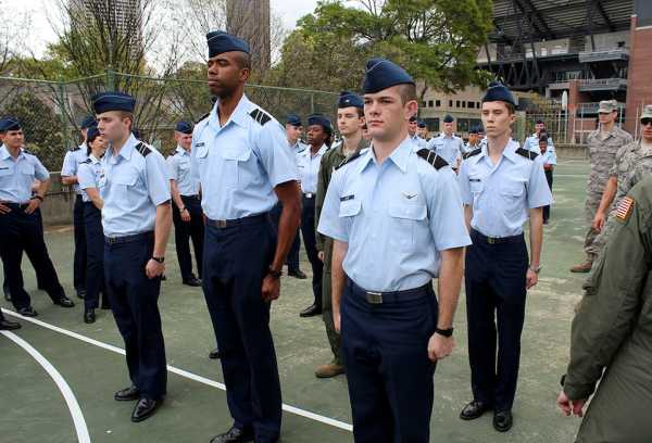 Photo Courtesy of Georgia Tech Air Force ROTC