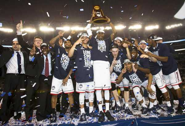Photo courtesy of UConn Sports Information