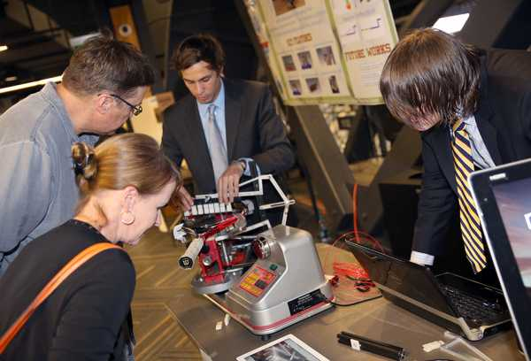 Photo Courtesy of Georgia Tech Senior Design Capstone Expo