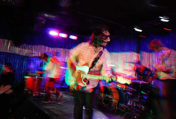 Photo courtesy of Youngblood Hawke