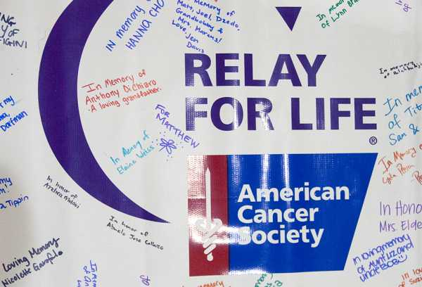 Relay for Life - online