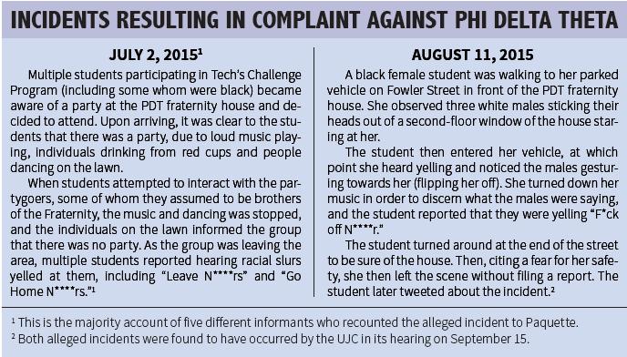 Phi Delta Theta Explanation