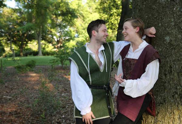 Photo courtesy of The Atlanta Shakespeare Company