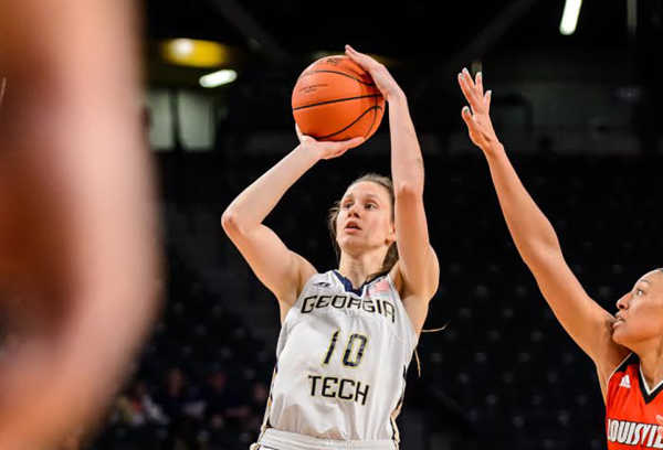 Photo courtesy of Georgia Tech Athletic Communications