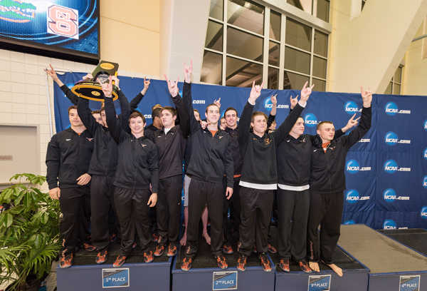 NCAA Swimming (Online)
