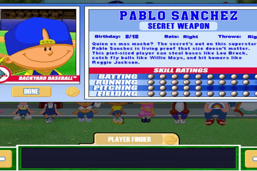 Pablo Sanchez Backyard Sports step aside, bo jackson: sanchez a true dual threat | technique