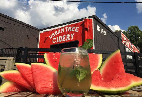 Photo courtesy of Urban Tree Cidery