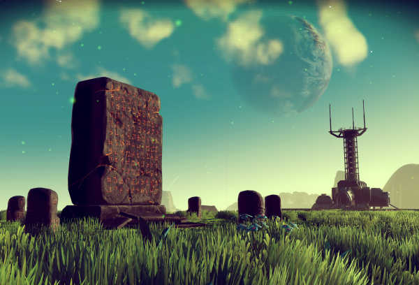 Photo courtesy of Hello Games