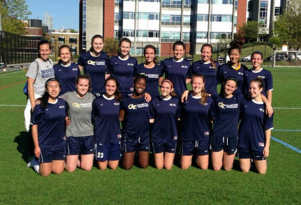 Photo courtesy of Georgia Tech Women's Club Soccer