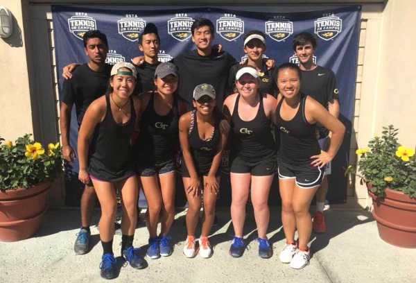 Photo courtesy of Georgia Tech Club Tennis
