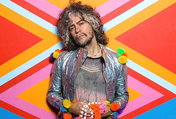 Photo courtesy of the Flaming Lips