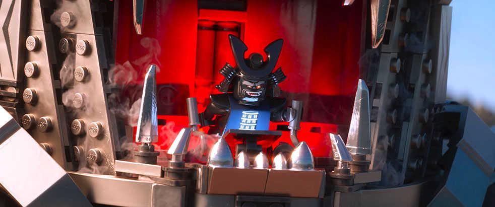 LEGO Ninjago' departs from franchise success   Technique
