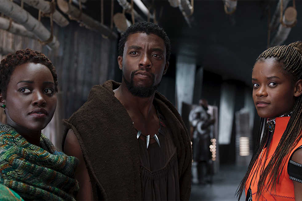'Black Panther' Fan Creates Petition To Turn Wakanda Into Netflix Series
